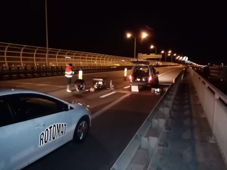 Naprawa dylatacji na obiekcie MA 25 w km 26+748 autostrady A4