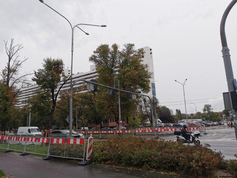 Przebudowa bramownicy sygnalizacji przy  ul. Powstańców Śląskich/Szczęśliwa