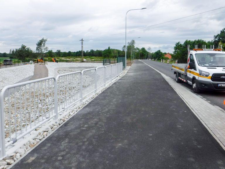 Przebudowa ulicy Szczytnickiej w Legnicy